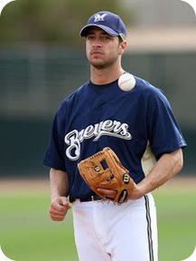 Ryan Braun using his Jedi powers