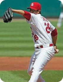 Kyle Lohse is good at throwing baseballs.