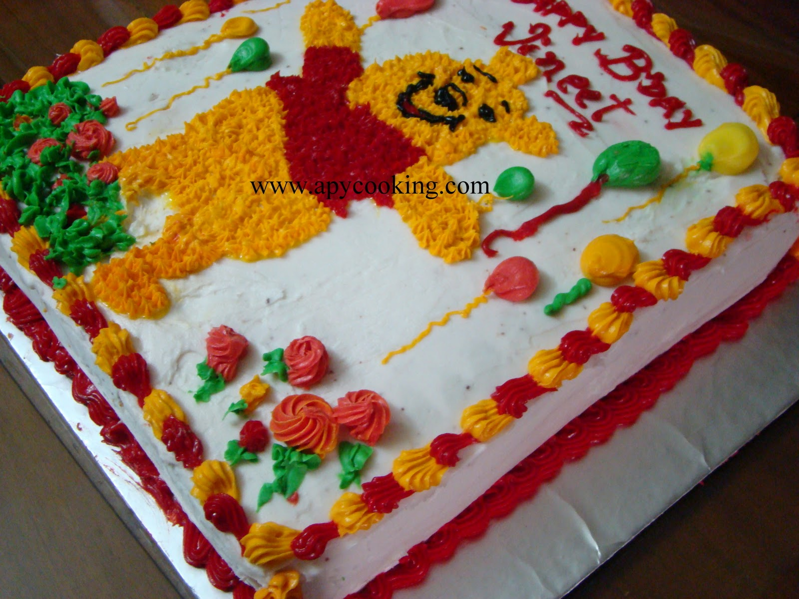 Happy Birthday Vineet Cake