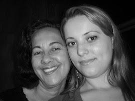 Eu com minha mamãe