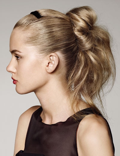 Women Easy Everyday Hairstyles For Long Hair 2019: Women Short Hairstyles: Easy Preppy