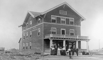The Evangeline Hotel 1906 A K Colonial Inn Hostel In Huntington Beach Is Being Turned Into Youth Retreat Third Chain