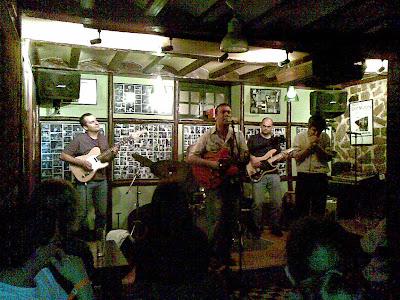 Noche de Blues en La Alquitara