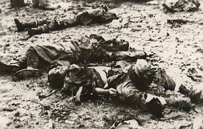 d day casualties  Photo: Estate of Victor Taraborelli