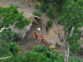 amazonian indigenous tribe uncontacted