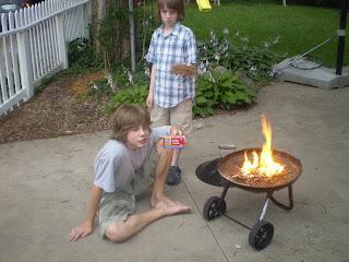 Super Mega Fiery Inferno!