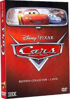 French Exclusive Cars 2 Disc Dvd Upcoming Pixar