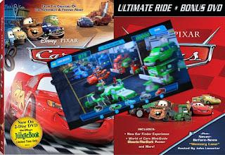 Walmart Exclusive Cars 2 Pack Dvd Updated Upcoming Pixar