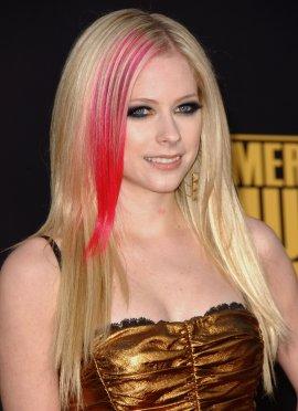 Style Hair Harajuku Avril Lavigne New Hairstyle