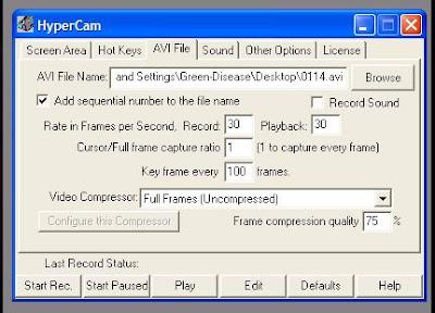 [Tutorial Como usar HyperCam] By XxDarkLordxX