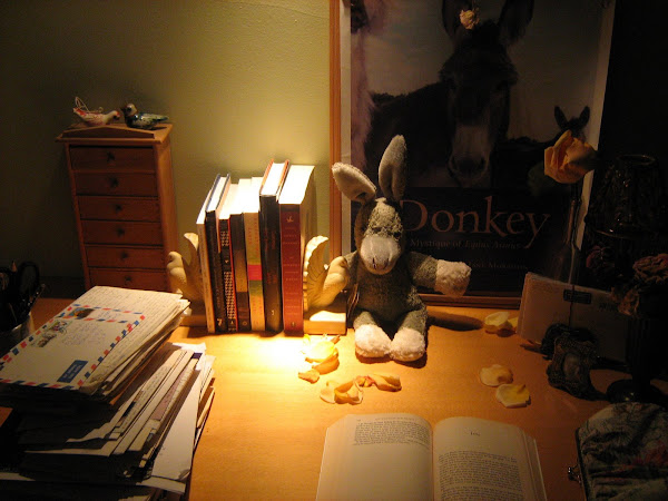 Well-Read Donkey