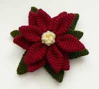 How to Crochet a Poinsettia | eHow.com