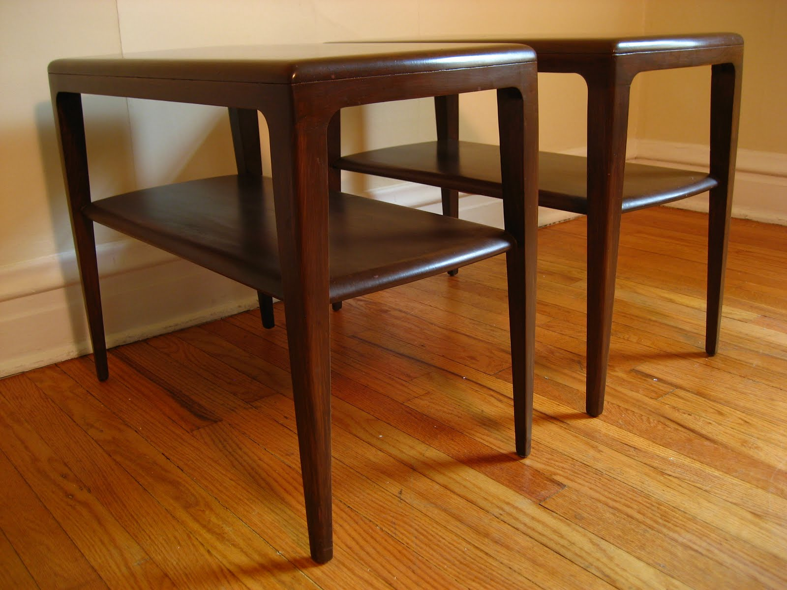 Flatout Design Heywood Wakefield End Tables