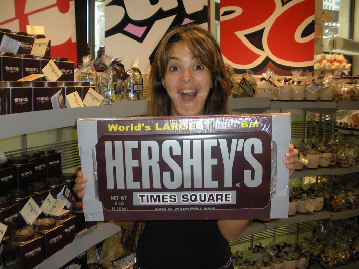 The Largest Hershey Bar on the Planet