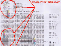 Cara Service Printer Epson T11 Hasil Print Ngeblok