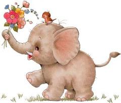 ***Qué tal!!...Soy FILOSOFITO, el elefantito de este blog, amigo de CELE***