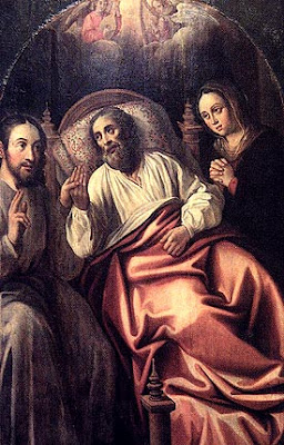Patron saint to find a husband