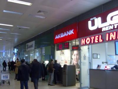 на метро из аэропорта в стамбул