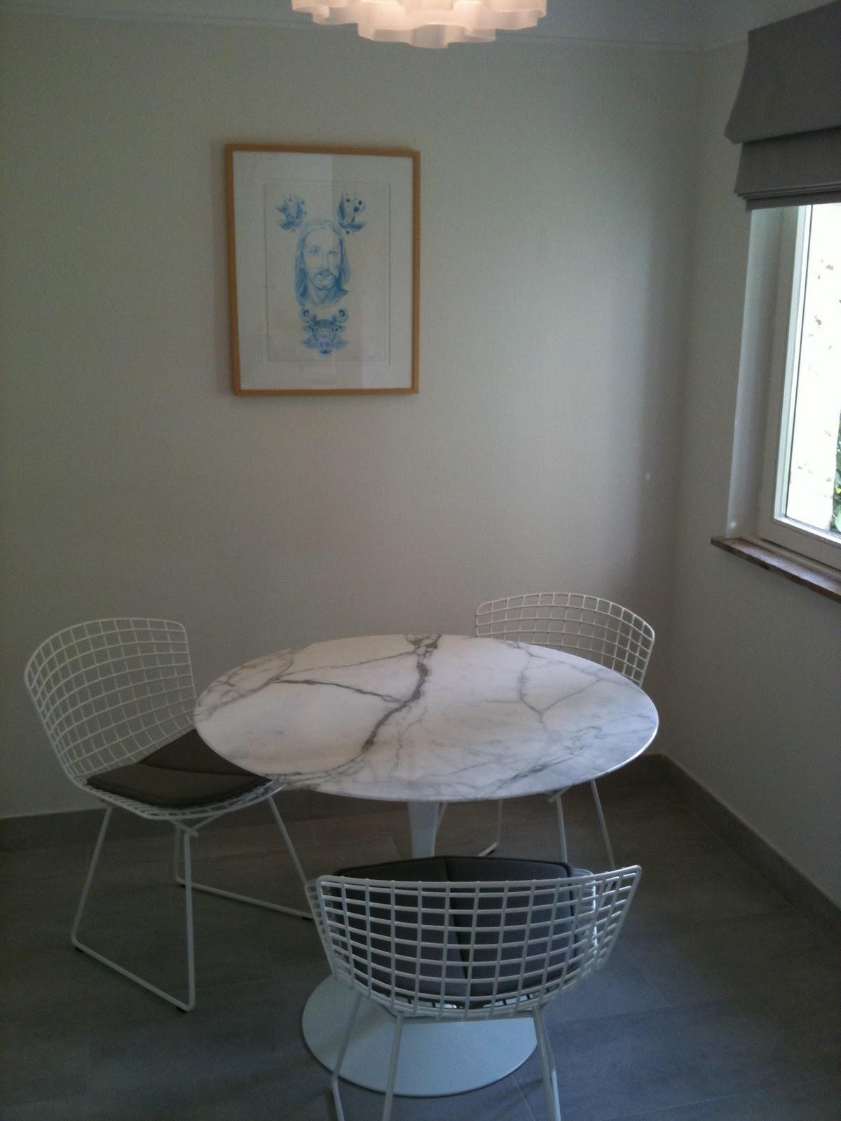 toile de chantal neuer k chentisch und st hle. Black Bedroom Furniture Sets. Home Design Ideas