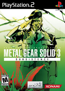 Download  Metal Gear Solid 3 Subsistence   PS2