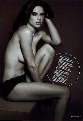 Adriana Lima celebrity news
