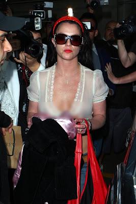 Britney nip slip : celebrity news