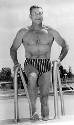 nude Buster crabbe