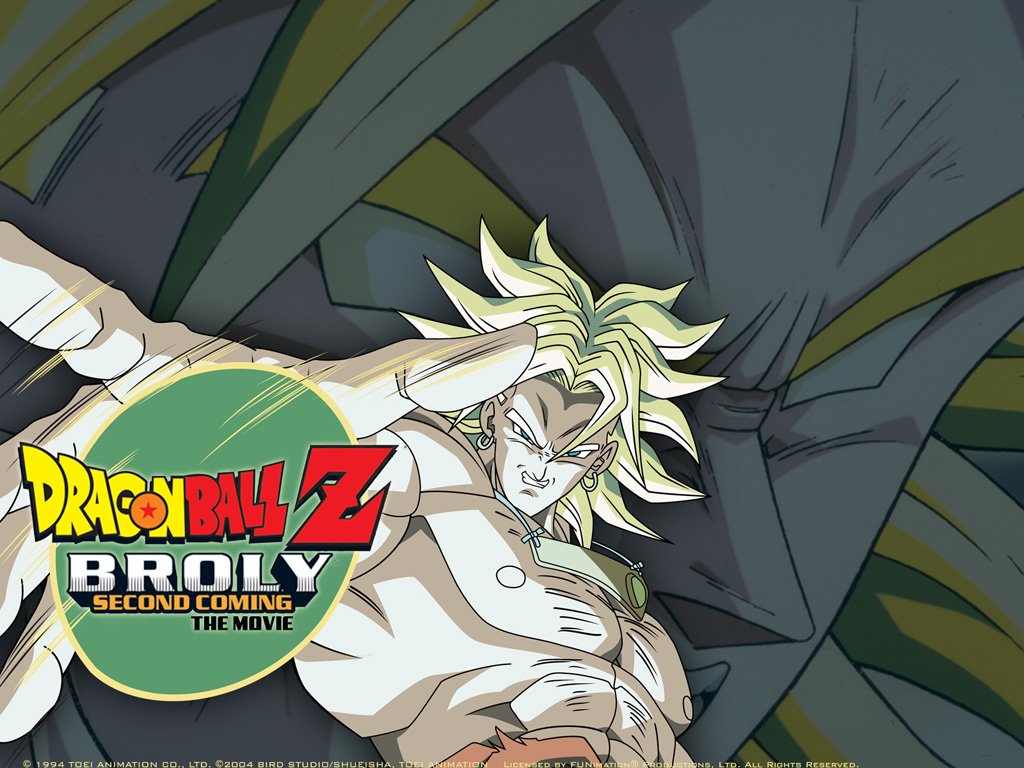 Dragon Ball Z Film 8 Broly le super guerrier Film Manga Sanctuary