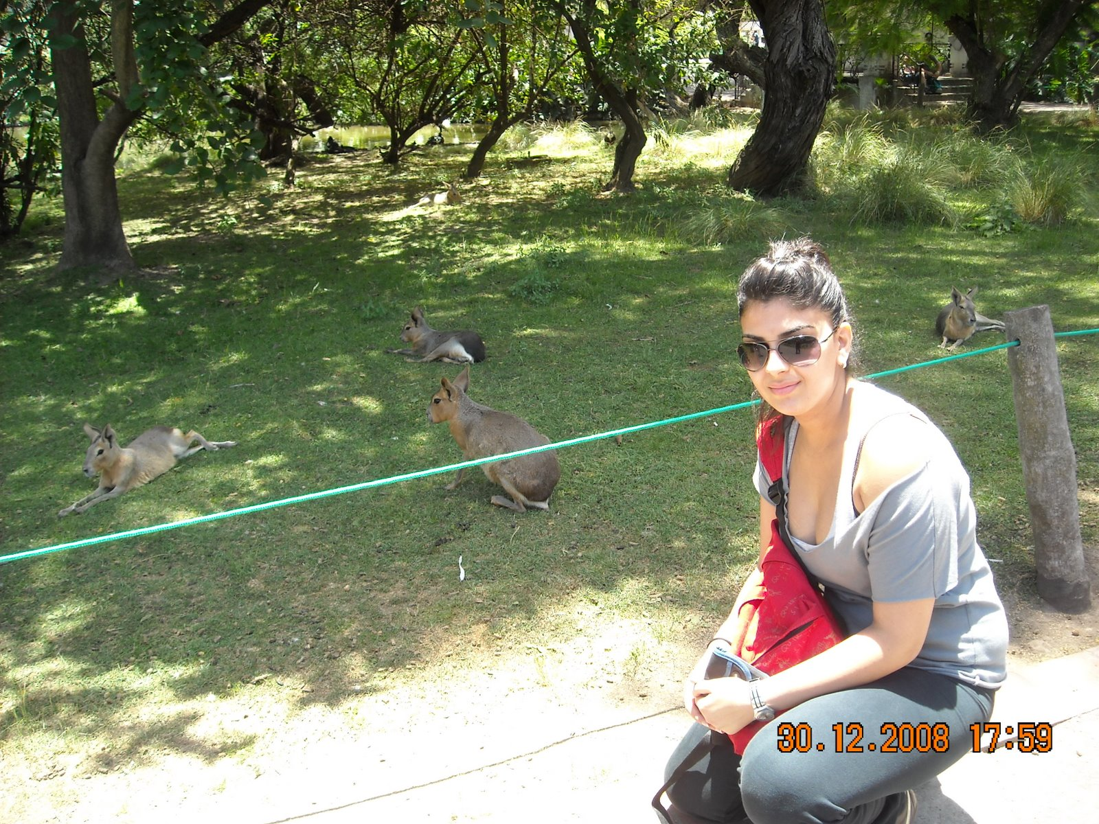 New Desi Photos Shilpa Aunty In Mumbai Park-4395