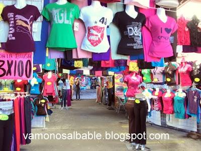 8ad843ec338c El Bable: Uriangato, Guanajuato; la tienda de ropa más grande de México