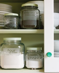 Simply Dwell Diy Etched Glass Jars