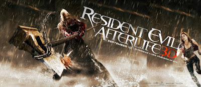 Resident Evil 4 Afterlife Movie
