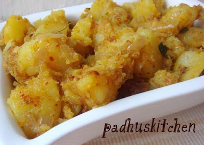 easy potato curry