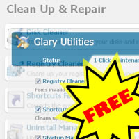 Glary Utilities is a Possible Replacement for CCleaner