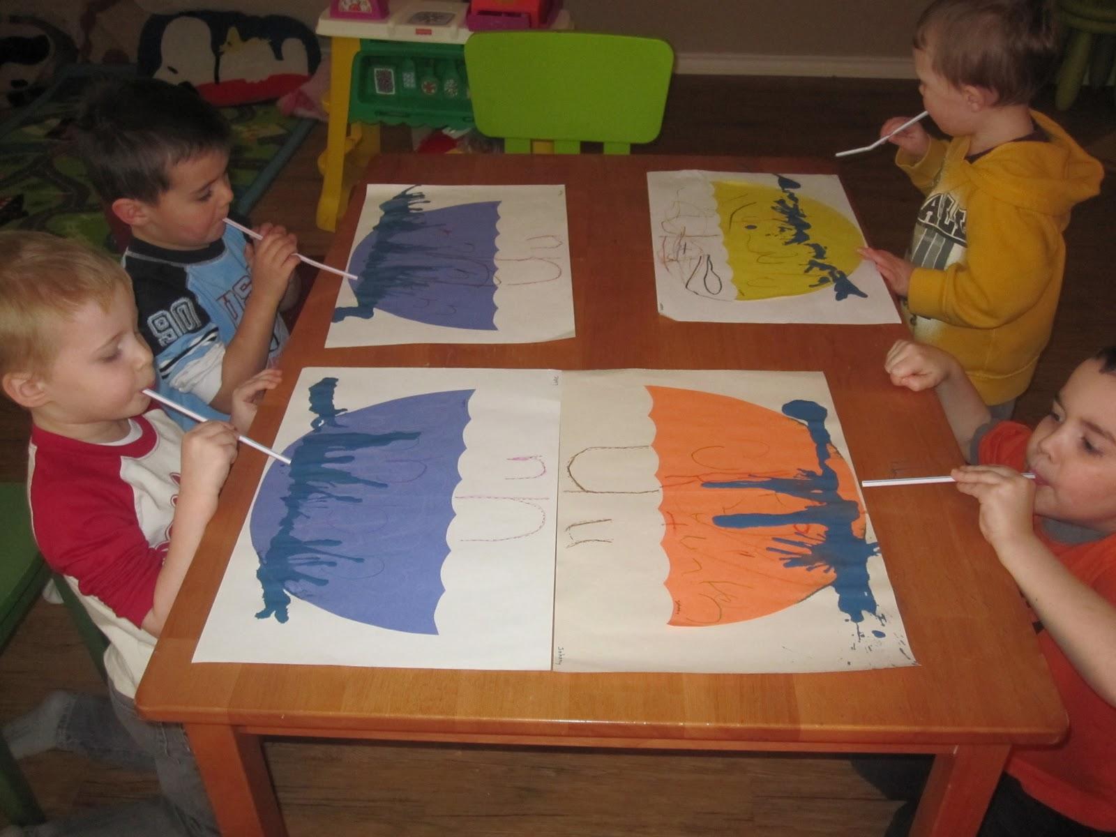 Imagination Express Preschool Letter U Is For Umbrella