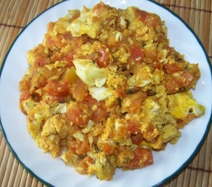 Eatnstayfit Egg Bhurji