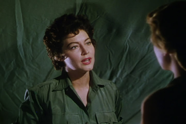 Cinema Style File The Colorful Ava Gardner In Mogambo And