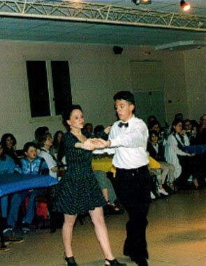 Danse sportive st etienne d monstrations animations for Danse de salon annecy