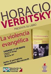 Verbitsky en Tucumán