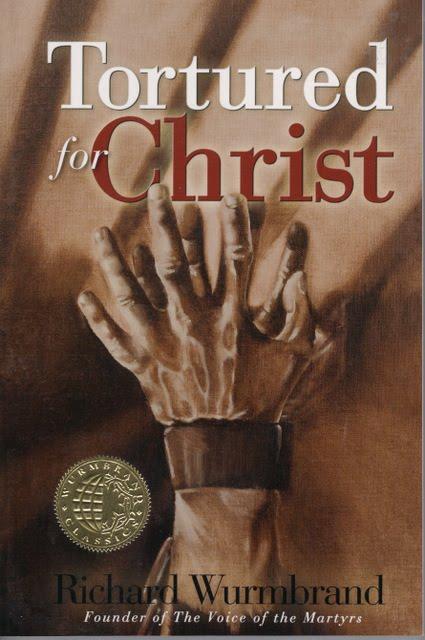 Tortured for Christ - Wurmbrand
