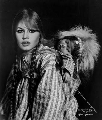 Lou Reed In Tweed Brigitte Bardot As An Eskimo