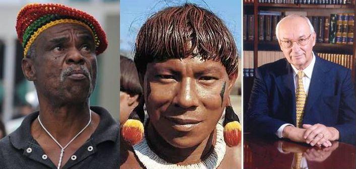 negro indio