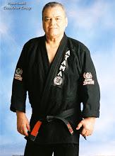 Carlson vive en los tatami y en nuestros corazones
