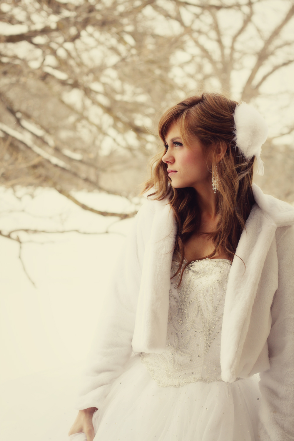 Charlotte Wedding Planner Winter Wedding Inspiration  Baby Its COLD Outside