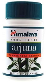 Arjuna capsules for normal blood pressure