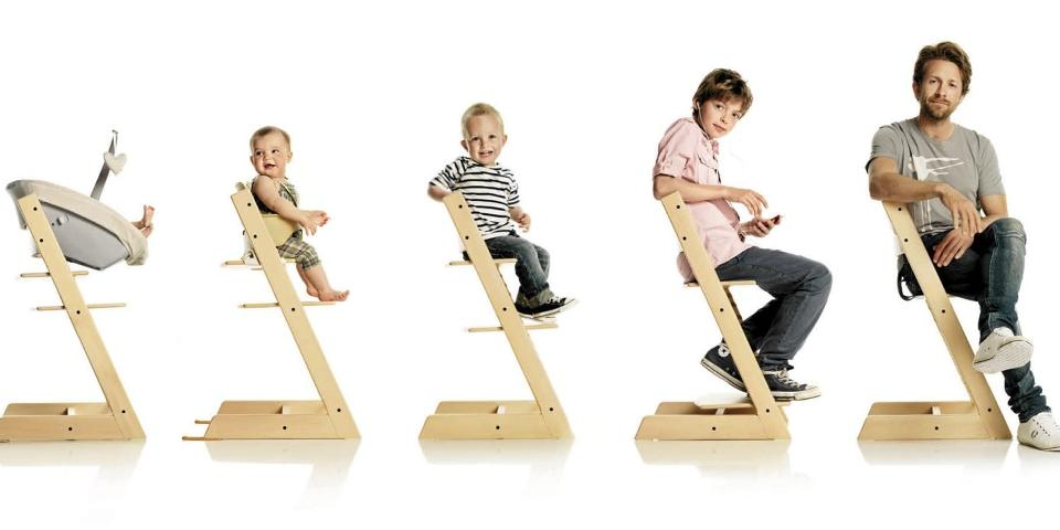 Ellehermansen Stokke Comes Out With New Tripp Trapp