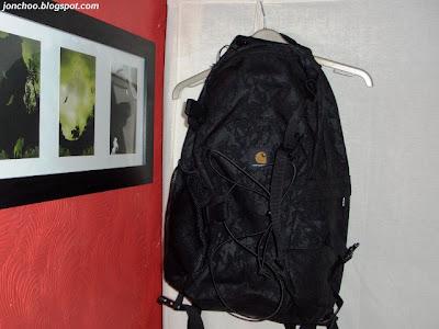 cheap sale official store on sale jonchoo: Review: Carhartt Kickflip camo arrow black backpack