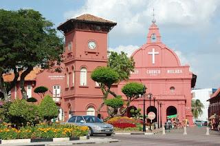 พิพิธภัณฑ์ในเมืองมะละกา มาเลเซีย