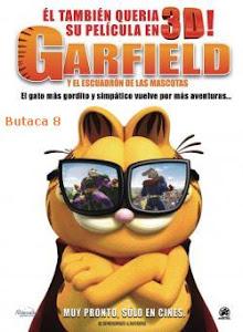 Garfield y el Escuadrón de las Mascotas / Garfield y Su Pandilla / Garfield Y La Fuerza De Las Mascotas