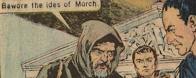 ides of march classics illustrated panel